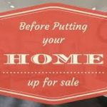 Checklist Before Putting Your Home up for Sale